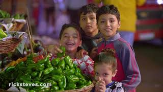 Thumbnail of the video 'Alexandria's Slice-of-Egyptian-Life Market Scene'
