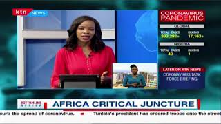 Africa in critical position as it battles COVID-19 | BOTTOMLINE AFRICA