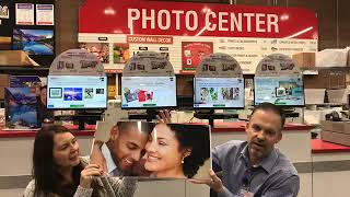 Costco Photo Center with Steve