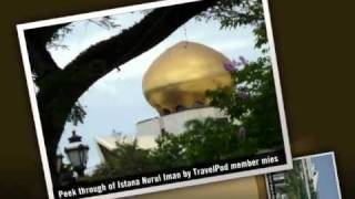 preview picture of video 'Istana Nurul Iman - Bandar Seri Begawan, Brunei'