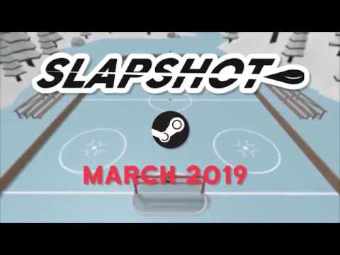 Steam免費冰球遊戲《Slapshot》