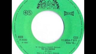 Jiří Korn - Té, co snídá [1989 Vinyl Records 45rpm]