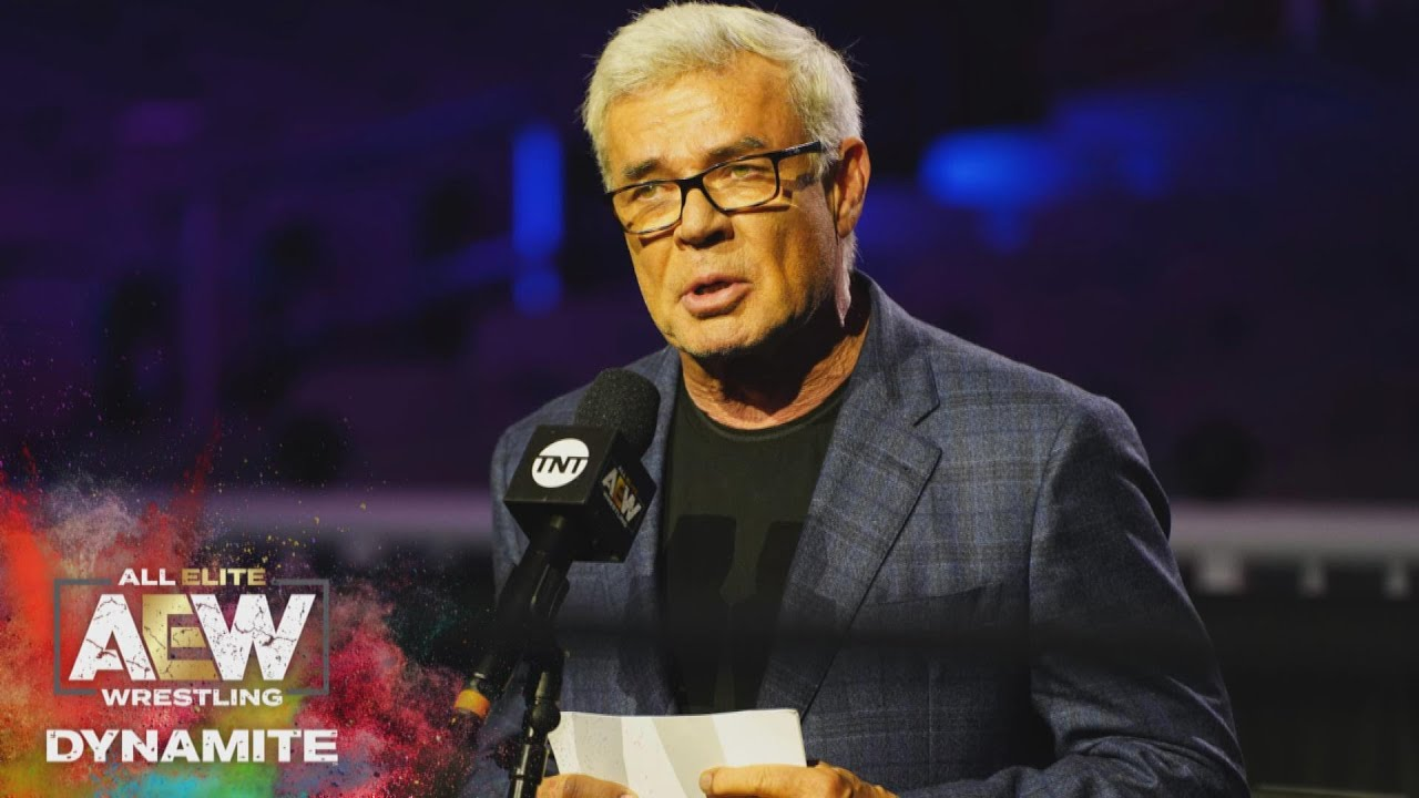 Eric Bischoff Promises To Respond To Tony Khan's Most Recent Comments