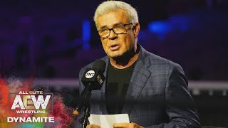 Eric Bischoff Promises To Drop Truth Bombs On Tony Khan Soon