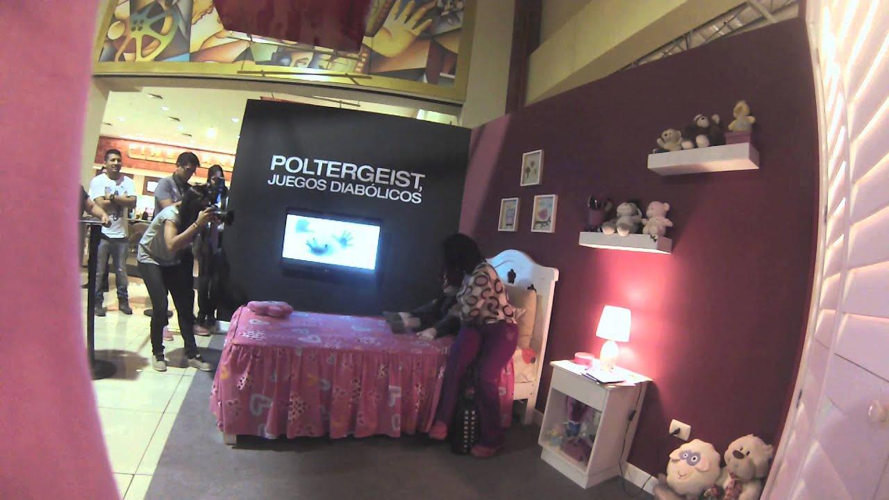 POLTERGEIST | Activación en Perú | El payaso continúa asustando