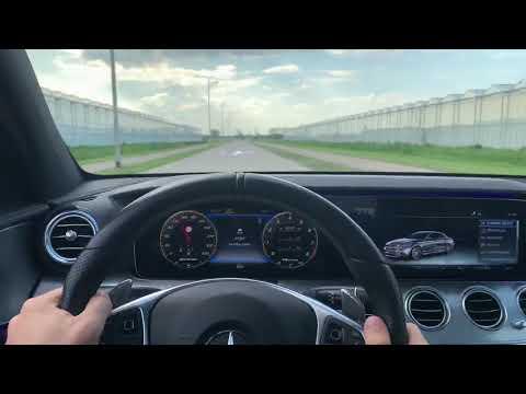 POV Acceleration Mercedes V8 Bi Turbo E63 S-AMG 612hp 2019 in 4K enjoy this one!