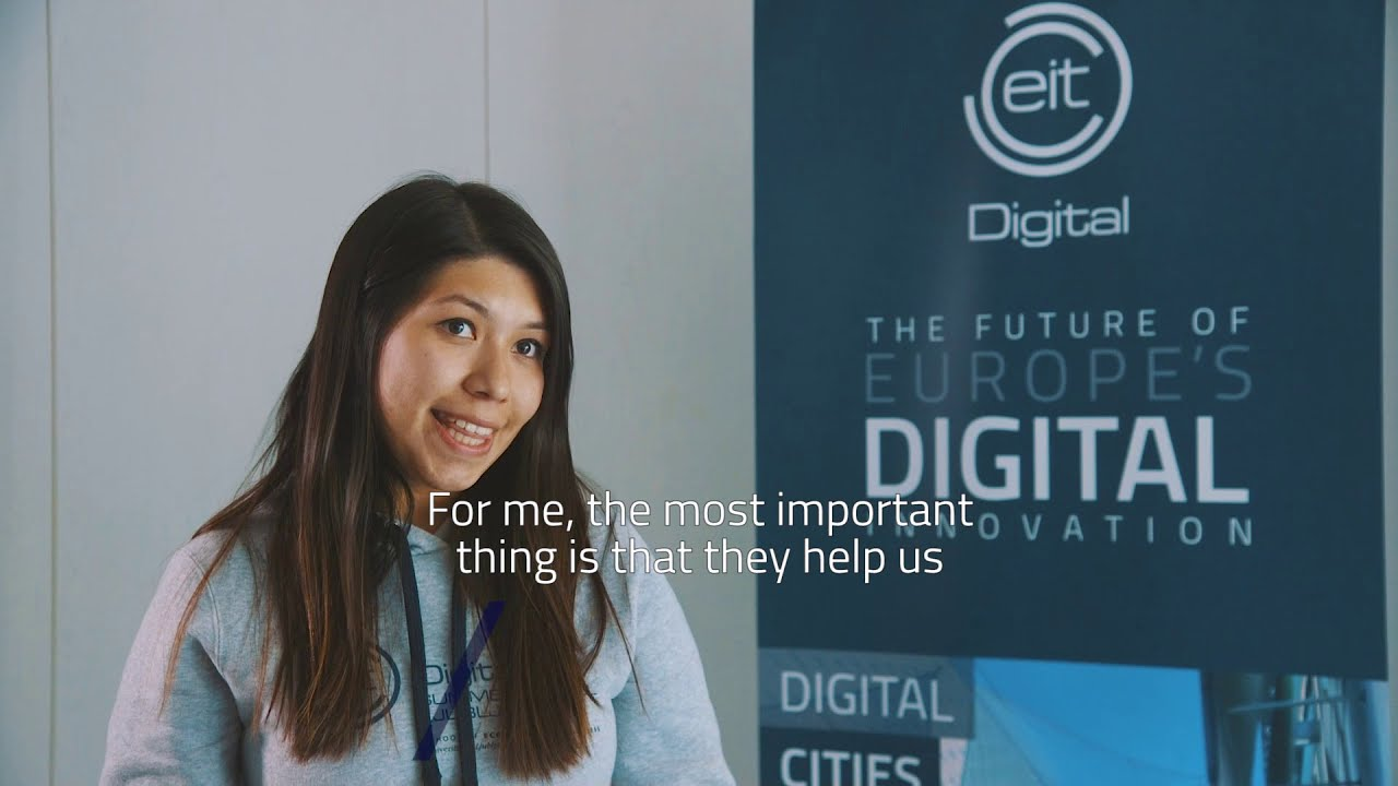 Yoselin: Why choose EIT Digital Master School?