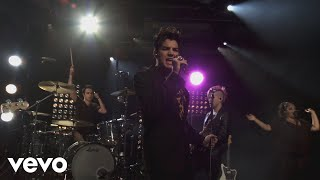 Adam Lambert - Trespassing (Clear Channel/iHeartRadio 2012)
