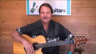 Sunshine Road - Owen Campbell - Guitar Lesson