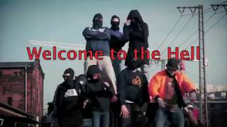 Welcome to the Hell! Hamburg 2017     alles war geplant!!!
