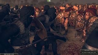 Total War Rome II: 300 Spartans vs Immortals