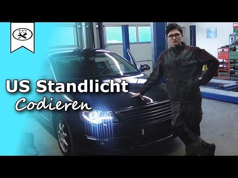 VCDS US Standlicht Codieren VW Passat   | US Parklicht to Code  |  VitjaWolf | Tutorial | HD