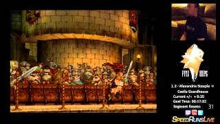 FF9 Excalibur II Perfect Game | 1.2 - 100 Nobles Are Not Impressed