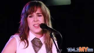 Serena Ryder 'What I Wouldn't Do' Live Performance