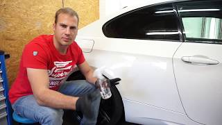 HQS Autopflege - Flugrost entfernen mit Gyeon Iron & Gyeon Clay - Anleitung