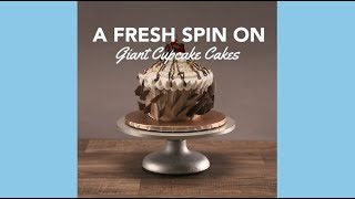 Flavor Right Mix Masters Ep 58 | Fresh Spin On Giant Cupcakes