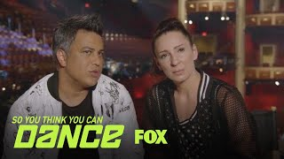 Tabitha & Napoleon Are Excited About The Contestants | Season 15 Ep. 5 | SO YOU THINK YOU CAN DANCE