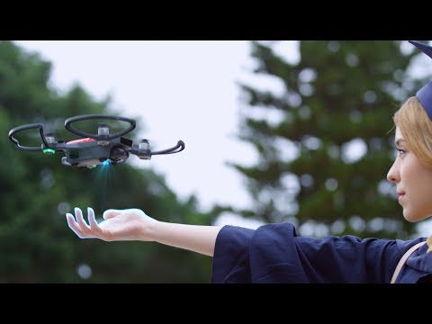 Mini drone DJI Spark in offerta su TomTop