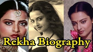 Rekha Biography | Height | Weight | Age | husband | Family | Lifestyle