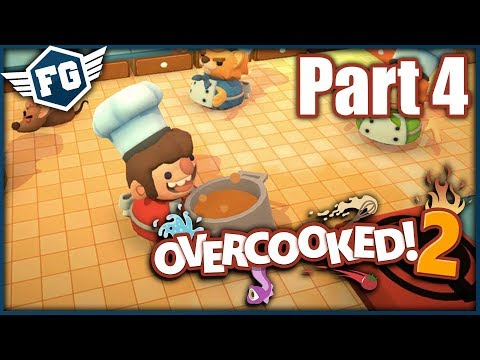 BEZCHYBNÉ DUO - Overcooked 2 #4 - Feat. Agraelus