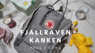 FJALLRAVEN KANKEN REVIEW   Pros & Cons   Waterproof Test   What fits?   Recommendation
