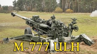 Indian Army Gets A Boost | Two M 777 (Indian) Ultra Light Howitzers (ULH) Delivered