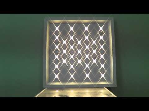 Светодиодные светильник, рассеиватели.