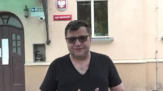 Zbigniew Stonoga: Trzy słowa do Sądu Rejonowego w Ełku
