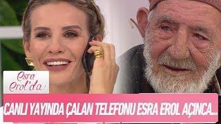 Canlı Yayında çalan Telefonu Esra Erol Açınca... - Esra Erol'da 5 Ekim 2018