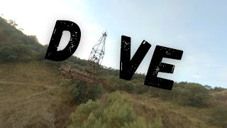 Uncut FPV: Ocean Bluffs, Abandoned Machinery