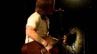 "Aaron Gillespie ""We Were Made for You"" Live"