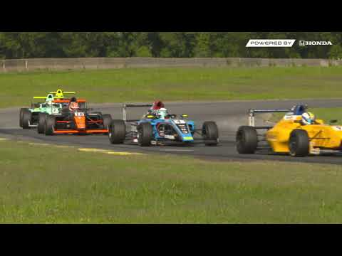 (Race Highlights) Joshua Car Charges to Victory at VIR