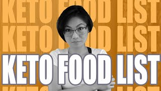 Ketogenic Food List: WHAT TO EAT ON KETO DIET | What Is Ketogenic Diet?