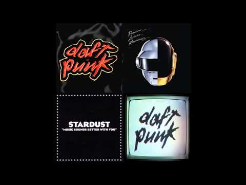 "6 Daft Punk Songs And ""Music Sounds Better With You"" By Stardust Mashup"