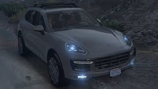 2016 Porsche Cayenne Turbo S [Add-On / Replace] - GTA5-Mods com