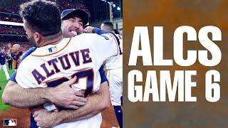 2019 ALCS Game 6 Full Game (Yankees vs. Astros - José Altuve walk-off home run in 9th)