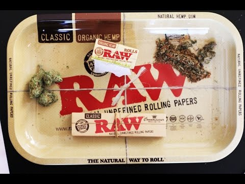 Learn How To Roll a Joint in 1 minutes with Actitube Slim Filters ⭐️ RAW