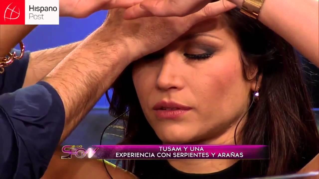 Tusam El famoso hipnotizador argentino que ayuda a superarte