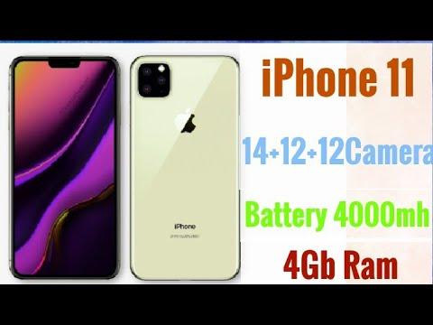 IPHONE 11 4GB Ram 64 Gb Rom All iPhone Details.