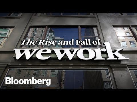 The Spectacular Rise and Fall of WeWork (2019) - A brief look at how the most valued startup of the century crashed into ground.