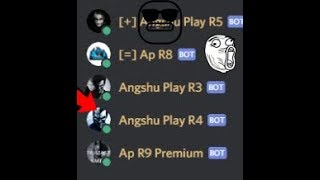 Discord Server Rainbow Name (Not Color)