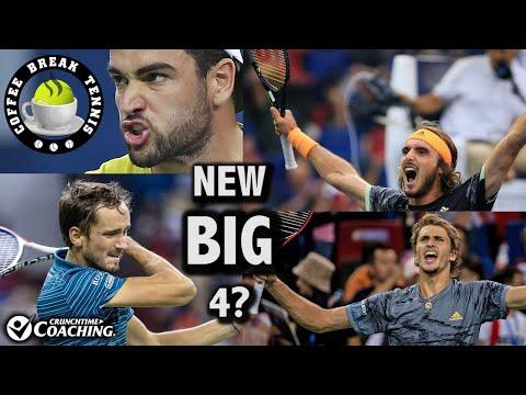 Did a New BIG 4 Send Djoker/Fed Packing in Shanghai ? | Coffee Break Tennis