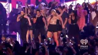 Taylor Swift ,HD,We Are Never Ever Getting Back Together , live,iHeartRadio ,2012, HD  720p