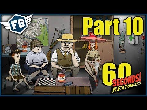 NEČEKANÝ ZÁVĚR - 60 Seconds! Reatomized #10