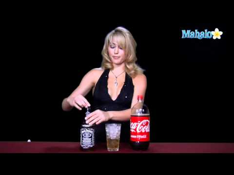 Video How to Make a Jack and Coke
