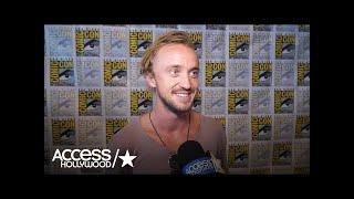 Том Фелтон, Comic-Con 2016: Tom Felton On Joining 'The Flash' Season 3