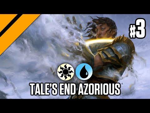 Tale's End Azorious Control - Bo3 Standard P3 | Ikoria | MTG Arena