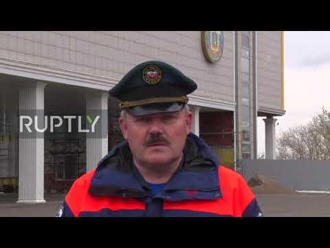 Russia: EMERCOM continues rescue operation in dam collapse area