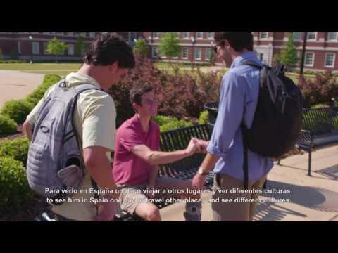 The University of Alabama: Pablo Ramos Ferrer- Spain (2017)
