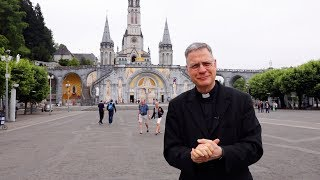 What Happened in Lourdes? // France: A Pilgrimage with Mary